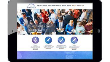 Progettazione web, reti sociali, mailing, ecc.
